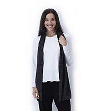 Kim & Co Melange Cosy Knit Scarf
