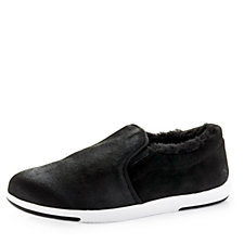 Emu Balance Collection Brunswick Fur Slip On Shoe