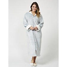 Carole Hochman Frosted Silky Plush Robe