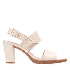 Clarks Kurtley Shine Open Toe Sandal Standard Fit