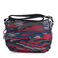 Kipling Smooth Nylon Aisling Medium Crossbody Shoulder Bag