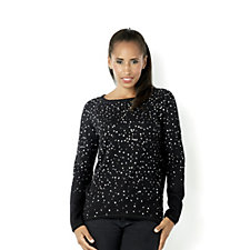 Knitwear By Etoile All Over Embellished Jumper