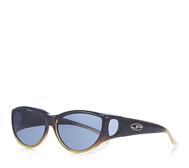 JPE Fitover Ali-Cat Sunglasses with Polarvue Lense & Case - 158895