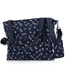 Kipling Donelle Large Shopper Bag with Purse and Crossbody Strap