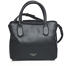 Radley London Gainsborough Small Leather Multi-Compartment Multiway Handbag