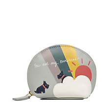 Radley London You Are My Sunshine Small Leather Coin Purse
