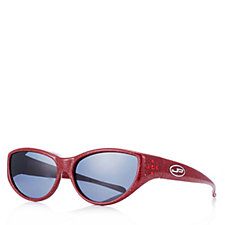 JPE Fitover Jewel Kitten Sunglasses with Case