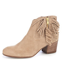 Manas Fringed Ankle Boot