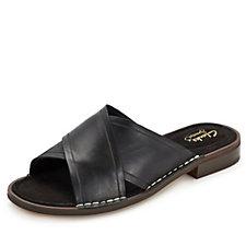 158397 - Clarks Caberet Script Slip On Sandal