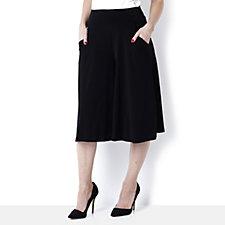 155998 - Kim & Co Brazil Knit Gaucho Trouser