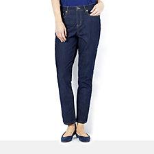 C. Wonder 5 Pocket Slim Leg Jean