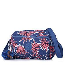 165098 - Kipling Melinda Small Double Zip Crossbody Bag with Adjustable Strap