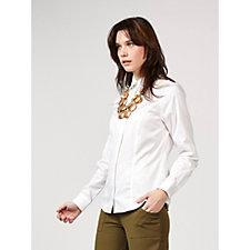 Charles Tyrwhitt Cotton Button Through Shirt