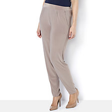 Antthony Designs Pull On Elasticated Waist Trousers