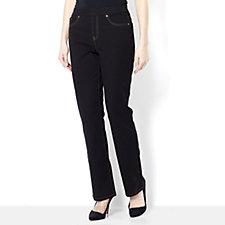 MarlaWynne Slight Boot Cut Leg 5 Pocket Jean