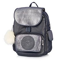Kipling Go Ape Small Leather City Backpack