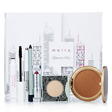 Mally 6 Piece Uptown Chic Make-Up Collection