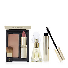 Joan Collins 4 Piece Can't Do Without Cosmetics Collection