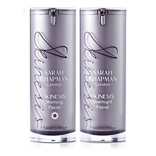 Sarah Chapman Overnight & Morning Facial Duo