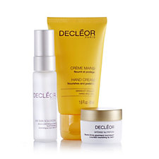 Decleor Lip, Eye & Hand Essentials Trio