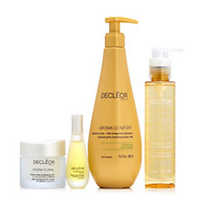 Decleor 4 Piece Skin in Bloom Hydrating Collection