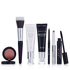 Mally 7 Piece Beauty Perfected Make-up Collection