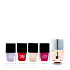 232801 - Nails Inc 5 Piece Superfood Nail Polish Collection