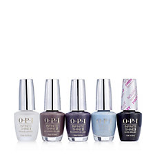 OPI 5 Piece Iceland Infinite Shine Mystical Collection
