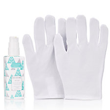Leighton Denny Supersize Best Defence Hand Cream & Manicure Gloves