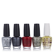 OPI 5 Piece Limited Edition Starlight Nailcare Collection