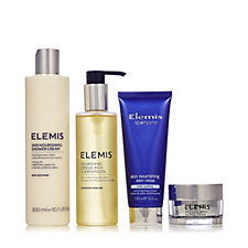 218502 - Elemis 4 Piece Skin Nourishing Face & Body Collection
