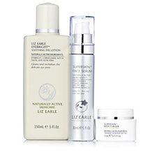 Liz Earle Bright Skin & Eyes Trio