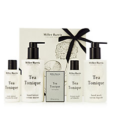 Miller Harris 5 Piece Tea Tonique Travel Collection