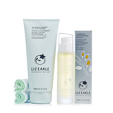 Liz Earle Superskin Concentrate and Cleanse & Polish