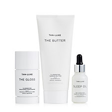 Tan-Luxe Ultimate Glow Face & Body 3 Piece Collection