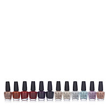 OPI 12 Piece Mini Venice Nail Lacquer Collection