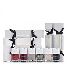 Nails Inc 6 Piece Paint & Cracker Collection