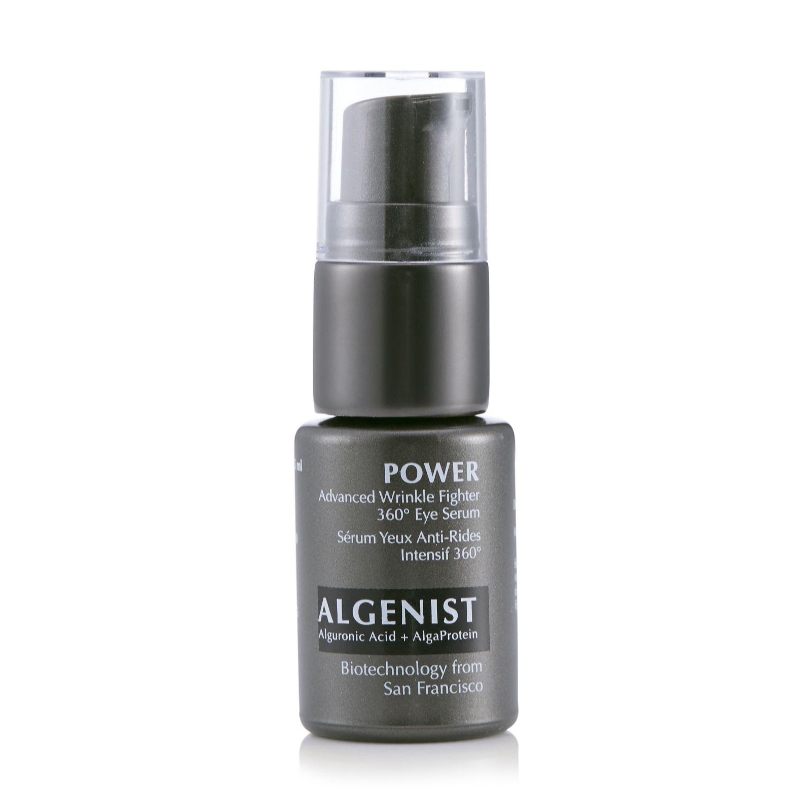 algenist power eye serum reviews