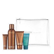 Decleor 4 Piece Men's Collection with Bag