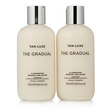 Tan-Luxe Gradual Tan Lotion Duo 250ml
