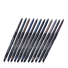Laura Geller 12 Piece I-Care Eyeliner Library Collection