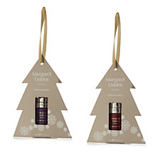 Margaret Dabbs London Nail Polish Tree Trinkets Duo