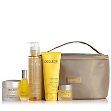 Decleor 5 Piece Renewing & Hydrating Skincare Collection & Case