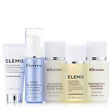 Elemis 5 Piece Cleanser Sampler Wardrobe