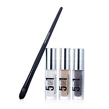 Bareminerals 4 Piece Gorgeous On The Double Eye Collection