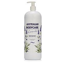 Australian Bodycare 1 Litre Skinwash French Lavender