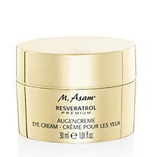 M. Asam Resveratrol Premium Eye Cream 30ml