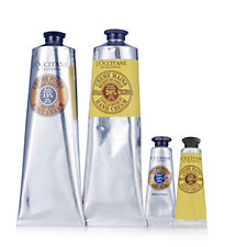 L'Occitane Home & Away Hand & Foot Cream Collection