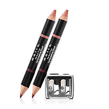 Mally Perfect Prep Lip Sculpting Pencil Duo