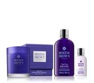 Molton Brown 3 Piece Ylang Ylang Shower Home Collection